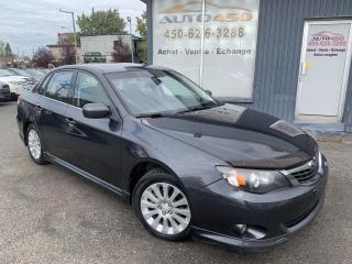 Used 2009 Subaru Impreza ***AWD,AUTOMATIQUE,SPORT,BAS KILO*** for sale in Longueuil, QC