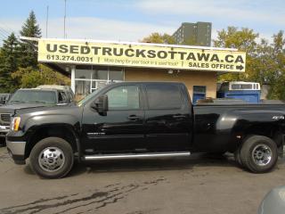Used 2011 GMC Sierra 3500 SLT for sale in Ottawa, ON