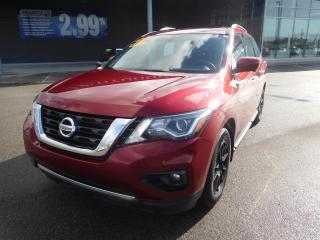 Used 2018 Nissan Pathfinder 4x4 SL Premium,7 PASS.TOIT,CUIR,NAV +++ for sale in Mirabel, QC
