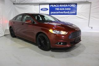 Used 2014 Ford Fusion SE for sale in Peace River, AB