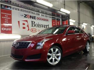 Used 2014 Cadillac ATS ATS 4 TURBO CUIR TOIT MAG SUPER LOOK !!! for sale in Blainville, QC