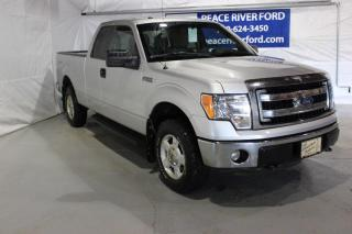 Used 2014 Ford F-150 XLT for sale in Peace River, AB