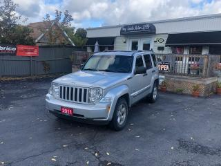 Used 2011 Jeep Liberty 70th Anniversary for sale in Sutton, ON