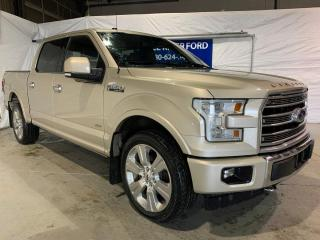 Used 2017 Ford F-150 for sale in Peace River, AB