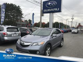 Used 2014 Acura RDX Acura RDX AWD 4 portes **groupe tech** for sale in Victoriaville, QC