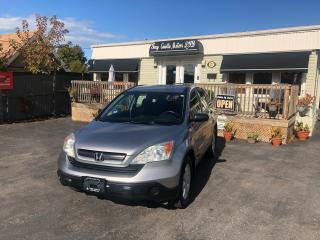 Used 2007 Honda CR-V LX for sale in Sutton, ON