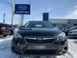 Used 2018 Subaru Impreza Subaru Impreza 2.0i Commodité 5 portes B for sale in Victoriaville, QC