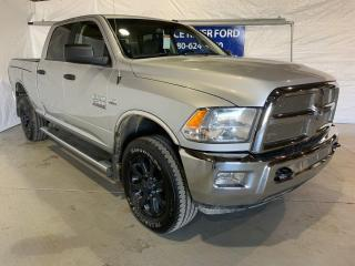 Used 2017 RAM 2500 SLT for sale in Peace River, AB
