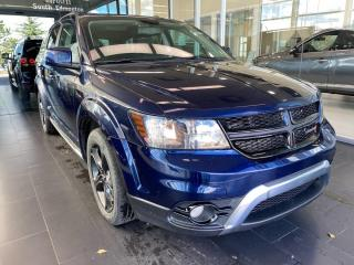 Used 2018 Dodge Journey Crossroad for sale in Edmonton, AB
