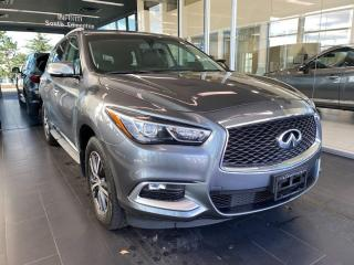 Used 2016 Infiniti QX60 AWD, ONE OWNER, SUNROOF, HEATED STEERING WHEEL AND LEATHER SEATSM REAR VIEW CAMERA for sale in Edmonton, AB