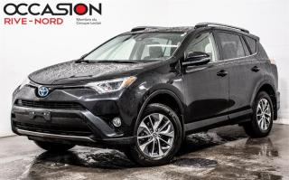 Used 2017 Toyota RAV4 Hybrid LE AWD MAGS+SIEGES.CHAUFFANTS for sale in Boisbriand, QC