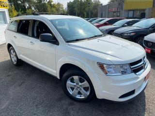 Used 2016 Dodge Journey 7 SEATER/ ALLOYS/ ROOF RACK/ PUSH BUTTON/ TILT ++ for sale in Scarborough, ON