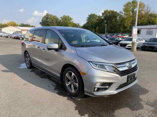 Used 2018 Honda Odyssey EX-L RES 4dr FWD Passenger Van for sale in Brantford, ON