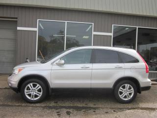 Used 2010 Honda CR-V EX-L for sale in Winnipeg, MB