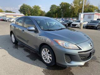 Used 2012 Mazda MAZDA3 GS-SKY 4dr FWD 4 Door Sedan for sale in Brantford, ON