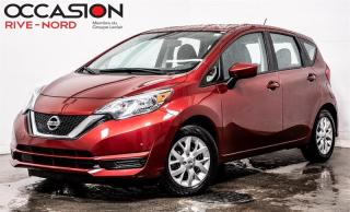 Used 2018 Nissan Versa Note SV BLUETOOTH+A/C+GR.ELECTIQUE for sale in Boisbriand, QC
