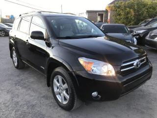 Used 2008 Toyota RAV4 LIMITED  for sale in Gloucester, ON