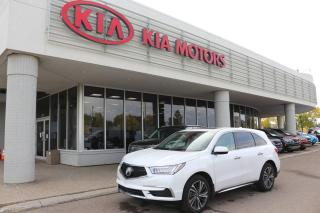 Used 2020 Acura MDX Tech 4dr AWD SH-AWD for sale in Edmonton, AB