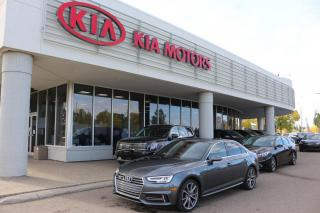 Used 2017 Audi A4 Technik 4dr AWD quattro Sedan for sale in Edmonton, AB