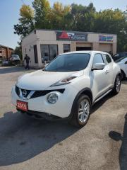 Used 2015 Nissan Juke SL for sale in Orillia, ON