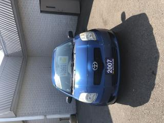 Used 2007 Toyota Yaris LE for sale in Kitchener, ON