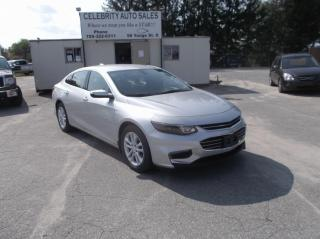 Used 2017 Chevrolet Malibu LT for sale in Elmvale, ON
