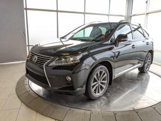 Used 2015 Lexus RX 350 UNDER 40,000KMS - TAN INTERIOR! for sale in Edmonton, AB