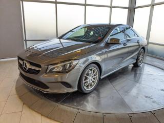 Used 2017 Mercedes-Benz CLA-Class ONE OWNER - AWD! for sale in Edmonton, AB