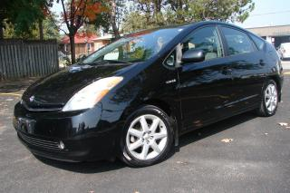 Used 2008 Toyota Prius HIBRID for sale in Mississauga, ON