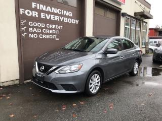 Used 2017 Nissan Sentra SV for sale in Abbotsford, BC