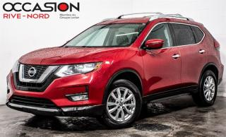 Used 2017 Nissan Rogue SV AWD MAGS+CAM.RECUL+SIEGES.CHAUFFANTS for sale in Boisbriand, QC