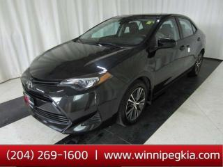 Used 2019 Toyota Corolla LE SUNROOF for sale in Winnipeg, MB