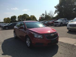 Used 2012 Chevrolet Cruze LT Turbo+ w/1SB for sale in London, ON