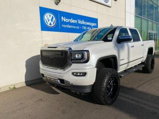 Used 2018 GMC Sierra 1500 Denali - Lifted! New Wheels/Tires! for sale in Edmonton, AB