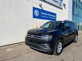 Used 2018 Volkswagen Atlas 3.6L COMFORTLINE AWD - LEATHER / CERTIFIED for sale in Edmonton, AB