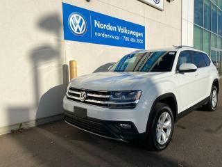 Used 2019 Volkswagen Atlas COMFORTLINE V6 4MOTION AWD - CERTIFIED for sale in Edmonton, AB