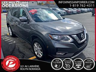 Used 2017 Nissan Rogue SV TOIT for sale in Rouyn-Noranda, QC
