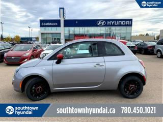 Used 2015 Fiat 500 1 OWNER/LOW KMS/ACCIDENT FREE for sale in Edmonton, AB