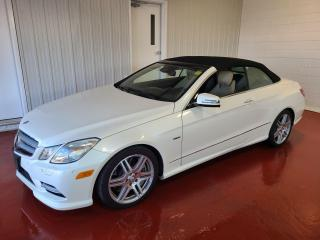 Used 2012 Mercedes-Benz E-Class E 550 Convertible for sale in Pembroke, ON