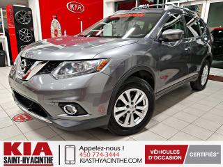 Used 2016 Nissan Rogue SV AWD ** CAMÉRA DE RECUL / MAGS for sale in St-Hyacinthe, QC