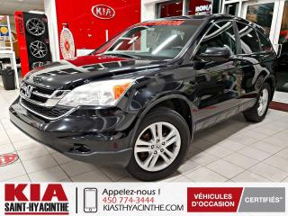 Used 2011 Honda CR-V EX 4WD ** TOIT OUVRANT / MAGS for sale in St-Hyacinthe, QC