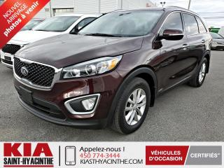 Used 2016 Kia Sorento LX+ V6 AWD ** CAMÉRA DE RECUL / MAGS for sale in St-Hyacinthe, QC