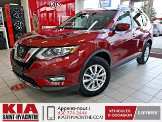 Used 2018 Nissan Rogue SV AWD ** CAMÉRA DE RECUL / MAGS for sale in St-Hyacinthe, QC