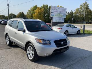 Used 2007 Hyundai Santa Fe GL Premium w/Lth for sale in Komoka, ON