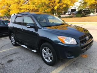 Used 2011 Toyota RAV4 4WD 4dr I4,SUNROOF!BLUETOOTH,RUNNING BOARDS ! for sale in Burlington, ON