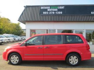 Used 2011 Dodge Grand Caravan SE, 7 passengers, super low km, ONLY 33000KM for sale in Mississauga, ON