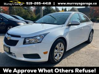 Used 2013 Chevrolet Cruze LT Turbo (Lot 2) for sale in Guelph, ON