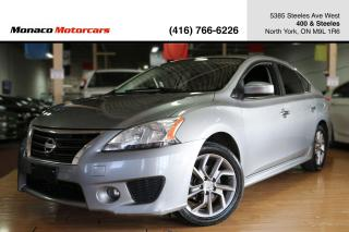 Used 2014 Nissan Sentra SR - KEYLESS|PUSH START|BLUETOOTH|ALLOYS for sale in North York, ON