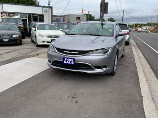 Used 2015 Chrysler 200 C for sale in Scarborough, ON