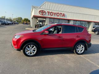 Used 2014 Toyota RAV4 LIMITED  for sale in Cambridge, ON